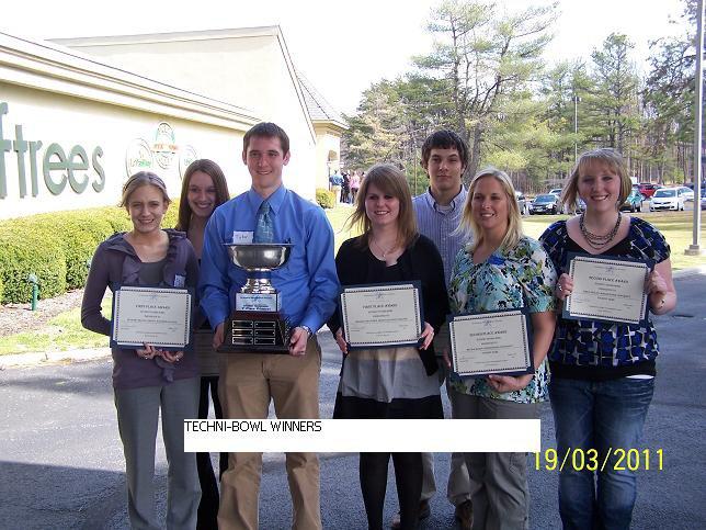 student winners 2011