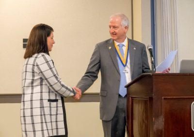 installation of the president of the 2018-19